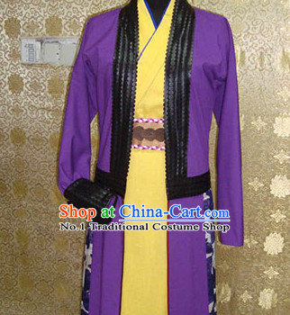 Chinese Dong Fang Bu Bai Theme Photography Costumes
