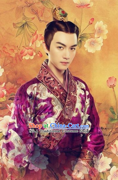 China Prince Hair Jewelry for Men