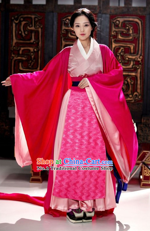 China Classical Dance Costumes for Women or Girls