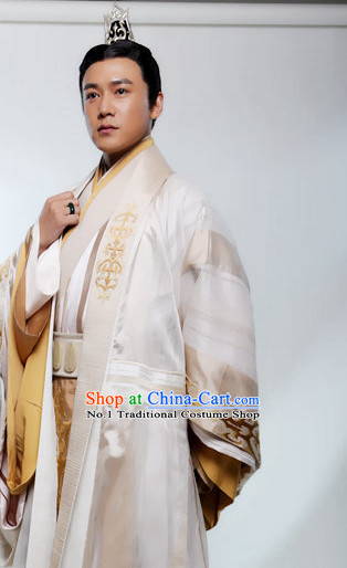 Chinese Traditional Nobleman and Hat