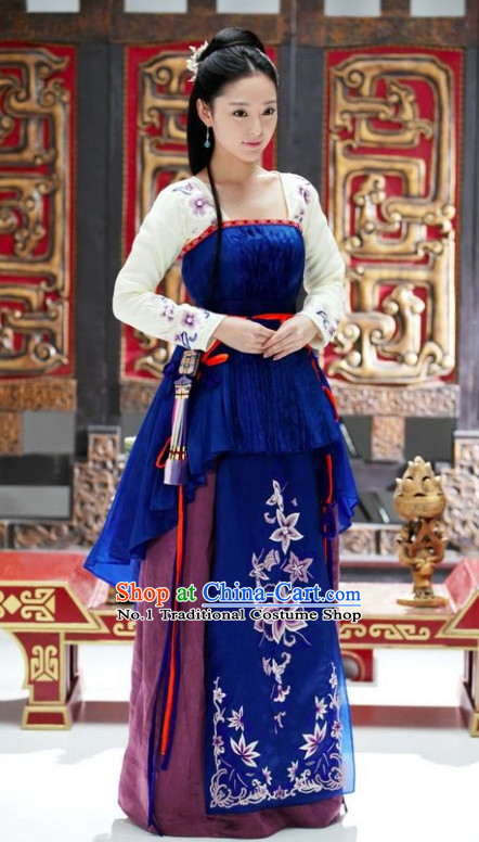 Chinese Stage Performance Classical Dancing Costumes for Women