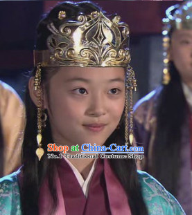 Korean Traditional Princess Hat