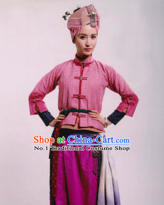 Chinese Minority Costumes for Women