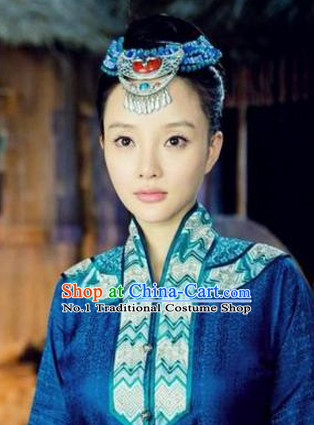 Chinese Ancient Beauty Hair Jewelry
