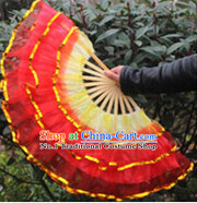 Chinese Gauze Dance Fan