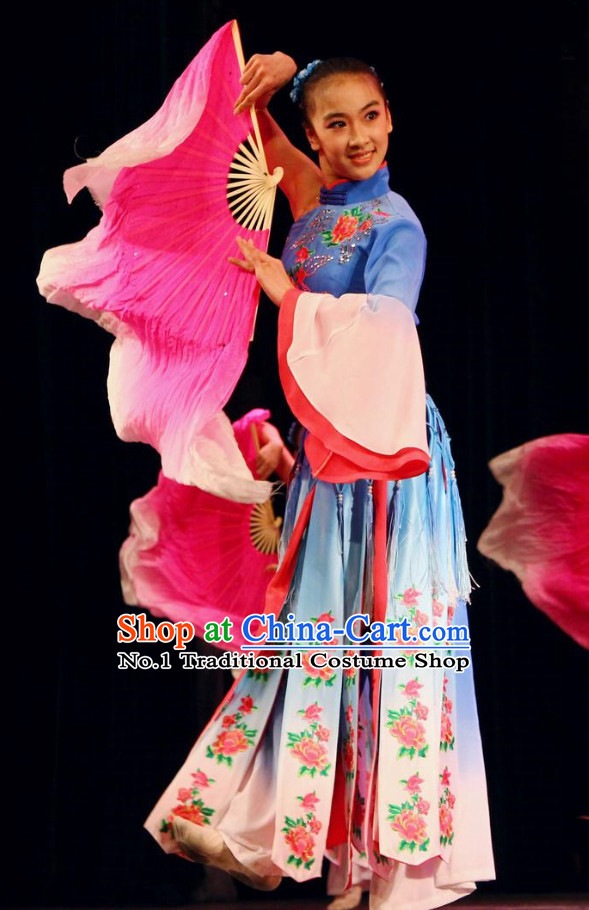 Xiu Se Competition Quality Chinese Silk Dance Fans