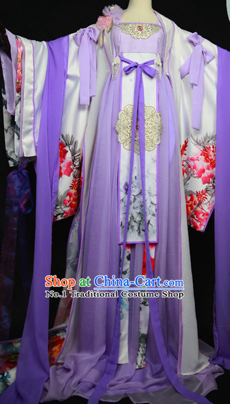 Chinese Princess Cosplay Costumes Complete Set
