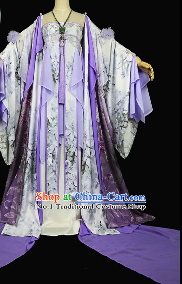 Beautiful Chinese Women Priness Costumes