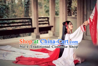 Chinese Princess Costume Complete Set for Women