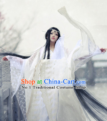 China White Wedding Dress Full Set China online Shopping