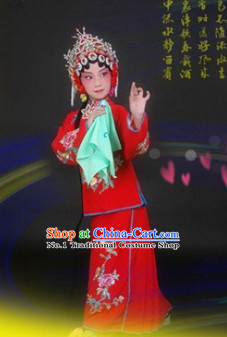 China Dress Opera Hua Dan Costumes for Kids