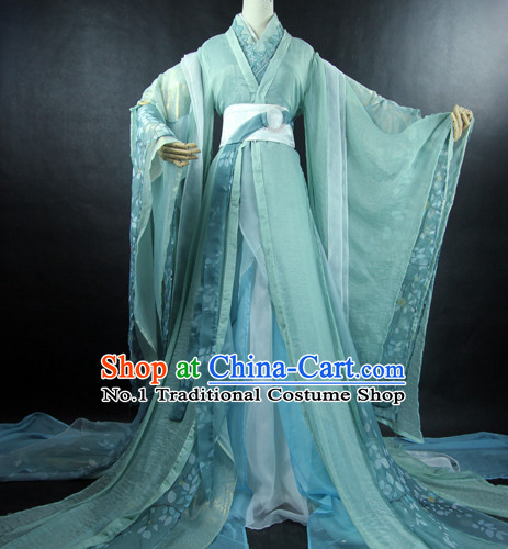Traditional Chinese Male Hanfu Costume