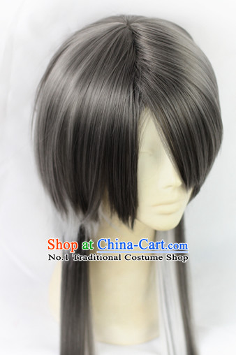 Chinese Traditional Cosplay Wigs for Men