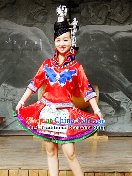 China Hmong Clothes for Women