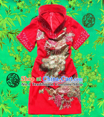 China Hmong Miao Dresses for Women