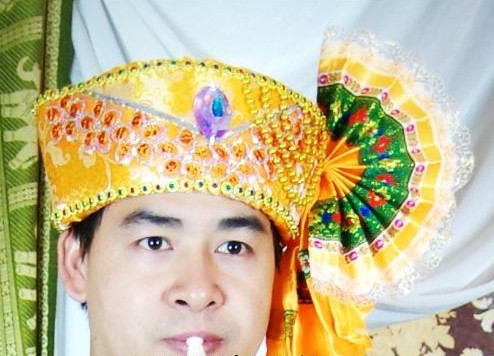 Asian Thailand Hat for Men