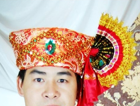 Asian Thailand Folk Hat for Men