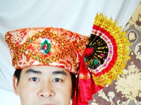 Asian Thailand Headpieces for Men