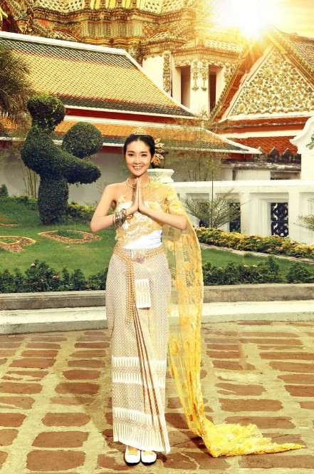 Thai Traditional Costume for Women