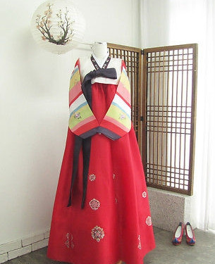 Asian Fashion online Korean Traditional Hanbok Dresses for Women