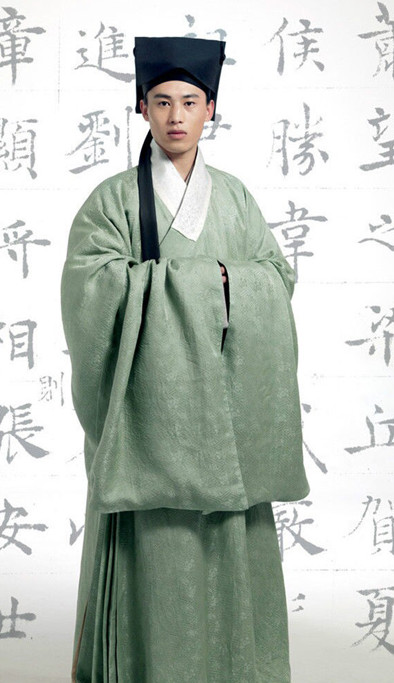 China Classic Ming Dynasty Hanfu Dresses for Men
