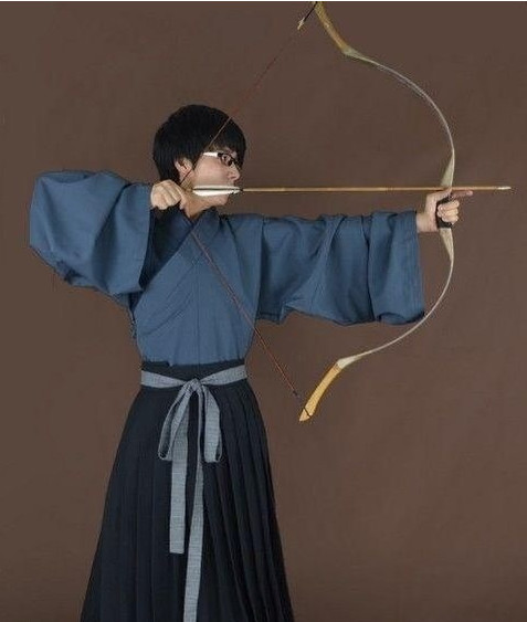 China Classical Archer Hanfu Suit for Men