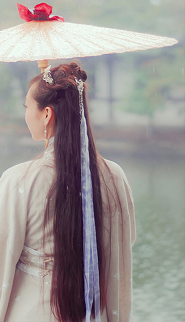 Chinese Hanfu Hair Decorations