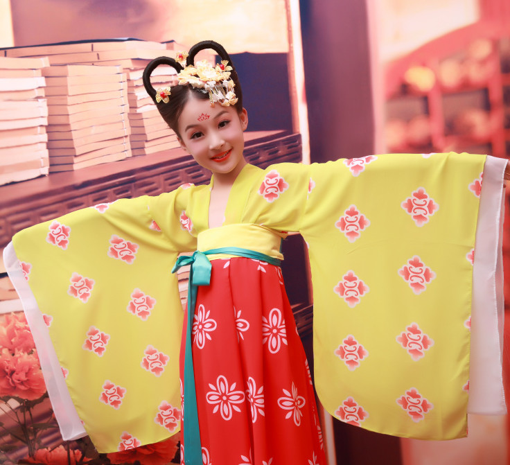 Chinese Imperial Empress Costumes and Accessories Halloween Asian Fashion Ancient China Hanfu