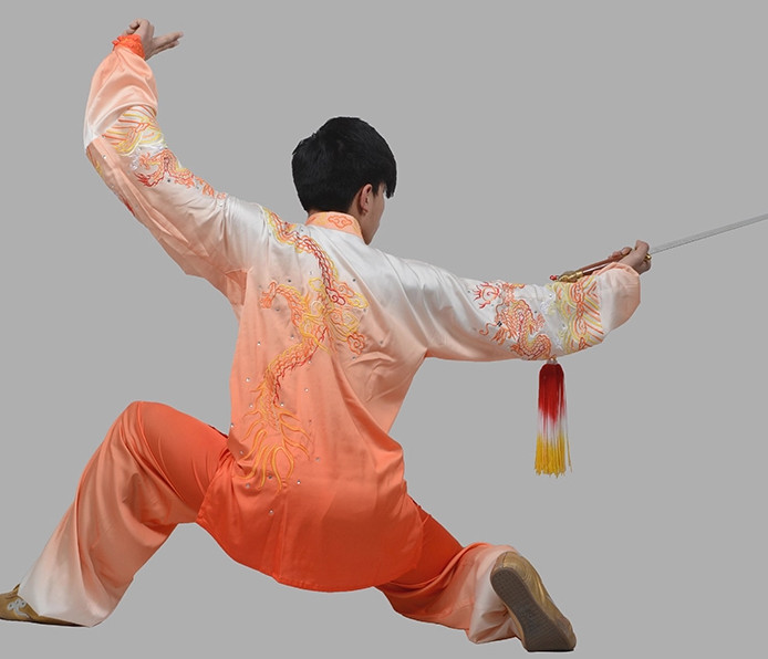 Asian China Wushu Uniforms costumes Wu Shu Clothing uniform clothes