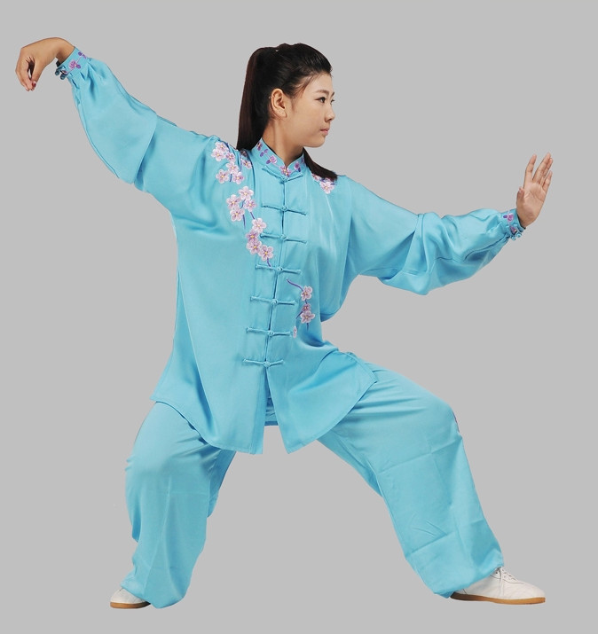 Professional Kung Fu Uniform with Amazing Embroideries