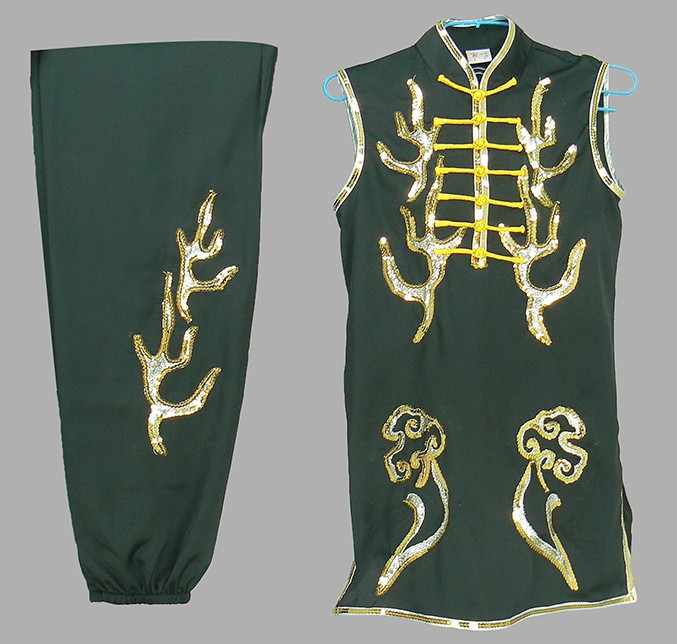 Top Southern Fist Kung Fu Marshal Arts Uniforms Complete Set