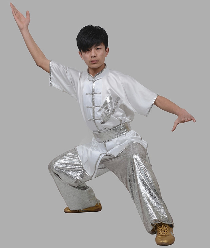 Top Nanquan Kung Fu Marshal Arts Wushu Uniform Complete Set