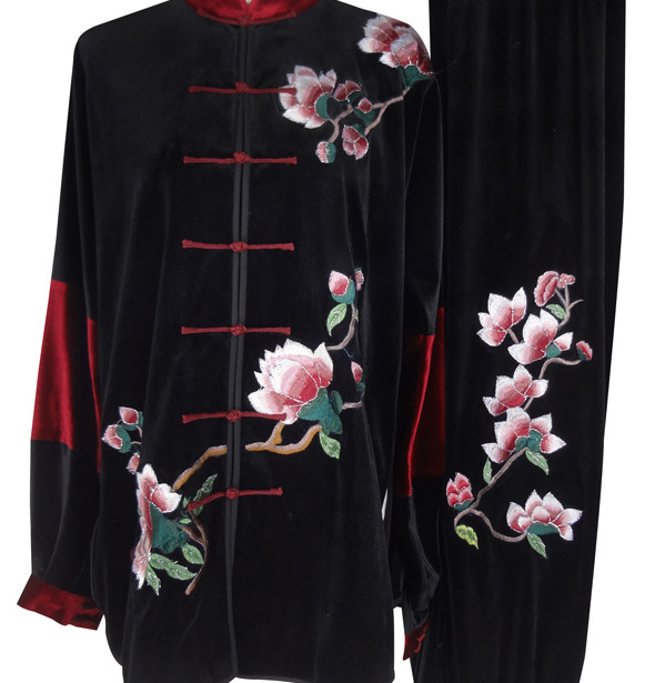 Top Orchid EmbroideryTai Chi Championship Uniform