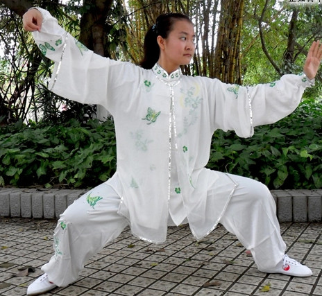 kung fu uniform martial arts