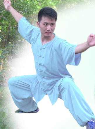 Top Henan Shaolin Kung Fu Kung Fu Training Learn Shaolin Blouse and Pants
