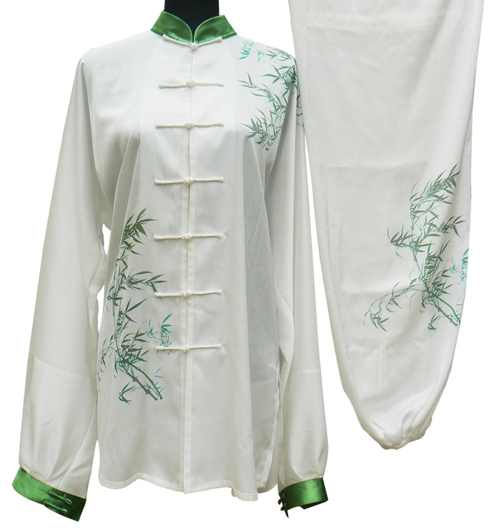 Top Chinese Tai Chi Competition Championship Uniforms