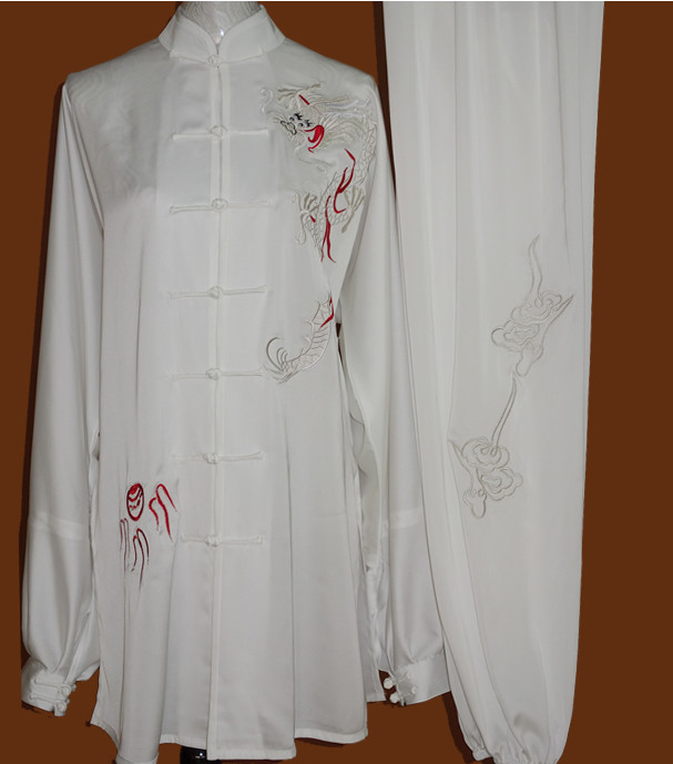 Top Dragon Tai Chi Competition Championship Cloth