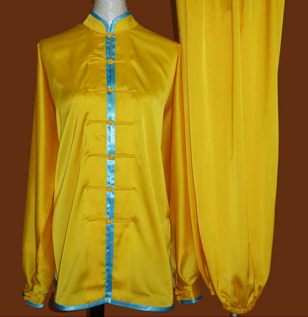 Chinese Traditional Tai Chi Training Suits