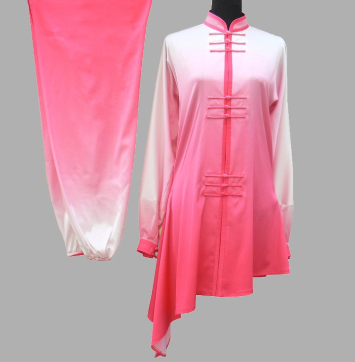 Top Color Changing Tai Ji Competition Championship Suits