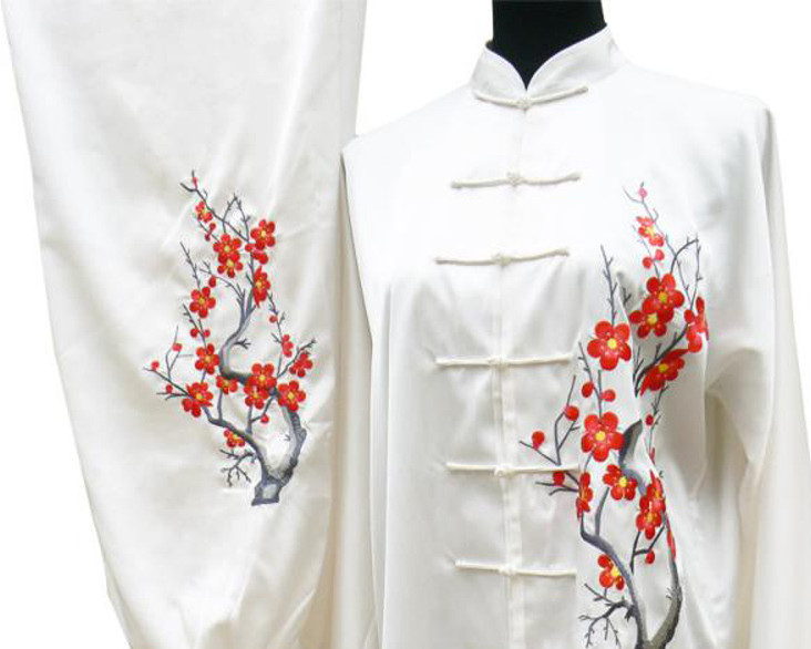 Supreme Embroidered Tai Chi Clothing