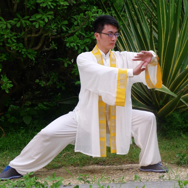 Chinese Traditional Kung Fu Uniform Suit Complete Set