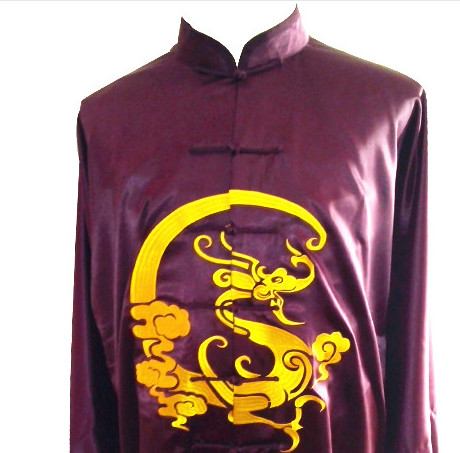 Chinese Traditional Dragon Tai Chi Uniforms