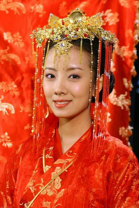 China Princess Wedding Phoenix Coronets