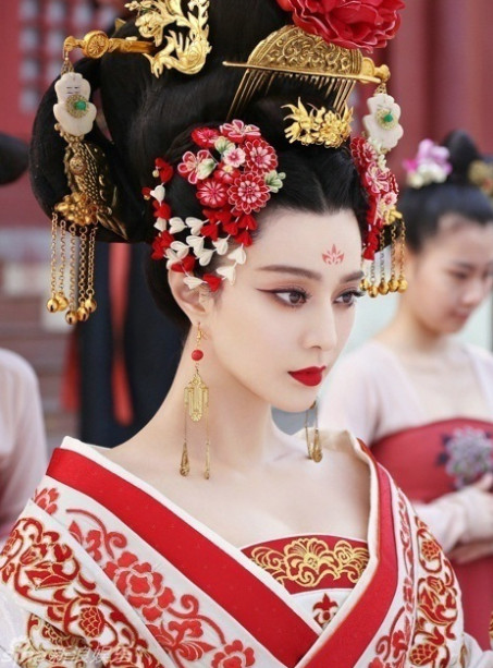 Tang Dynasty Empress Hair Jewelry Set