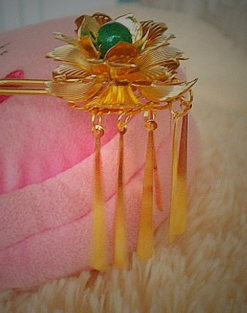 China Classical Handmade Hair Fascinators Jewellery Bobby Pins