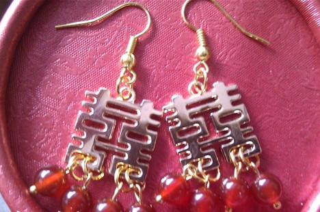 Top Chinese Handmade Earrings Accessories