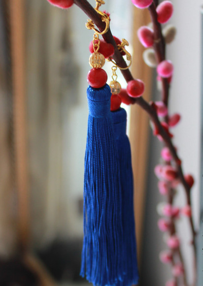 Chinese Traditional Handmade Earrings