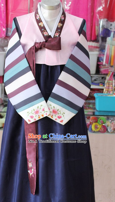 Traditional Korean Hanbok for Women