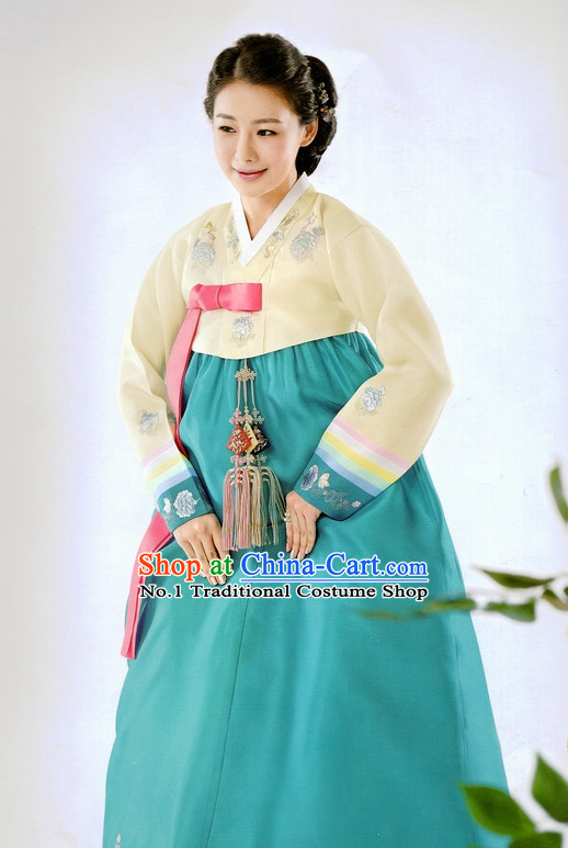 Korean Traditional Dresses for Ladies