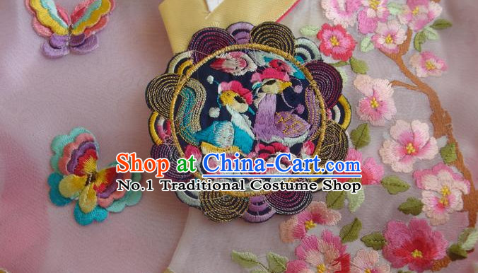 Korean Traditional Hanbok Hair Jewellry